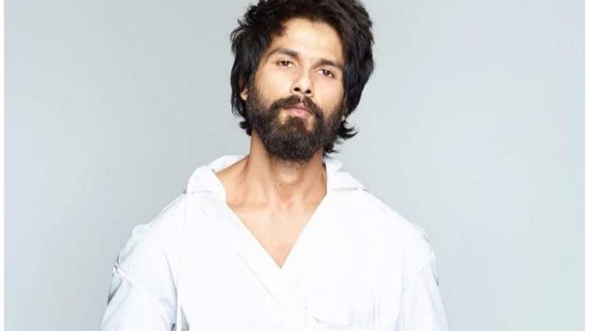 Shahid Kapoor's web series is titled Gavar