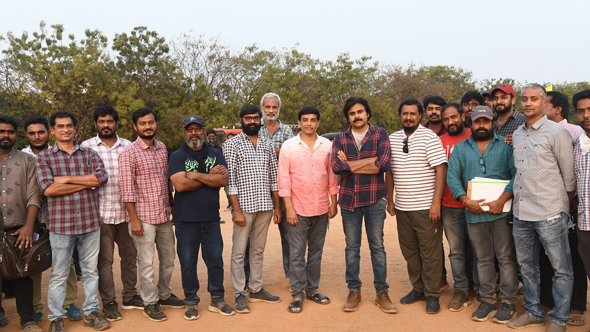 Its a wrap for Vakeel Saab