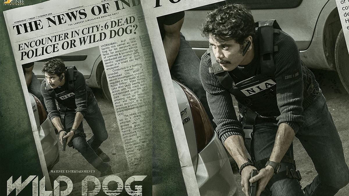 Nag shifts his focus towards Wild Dog