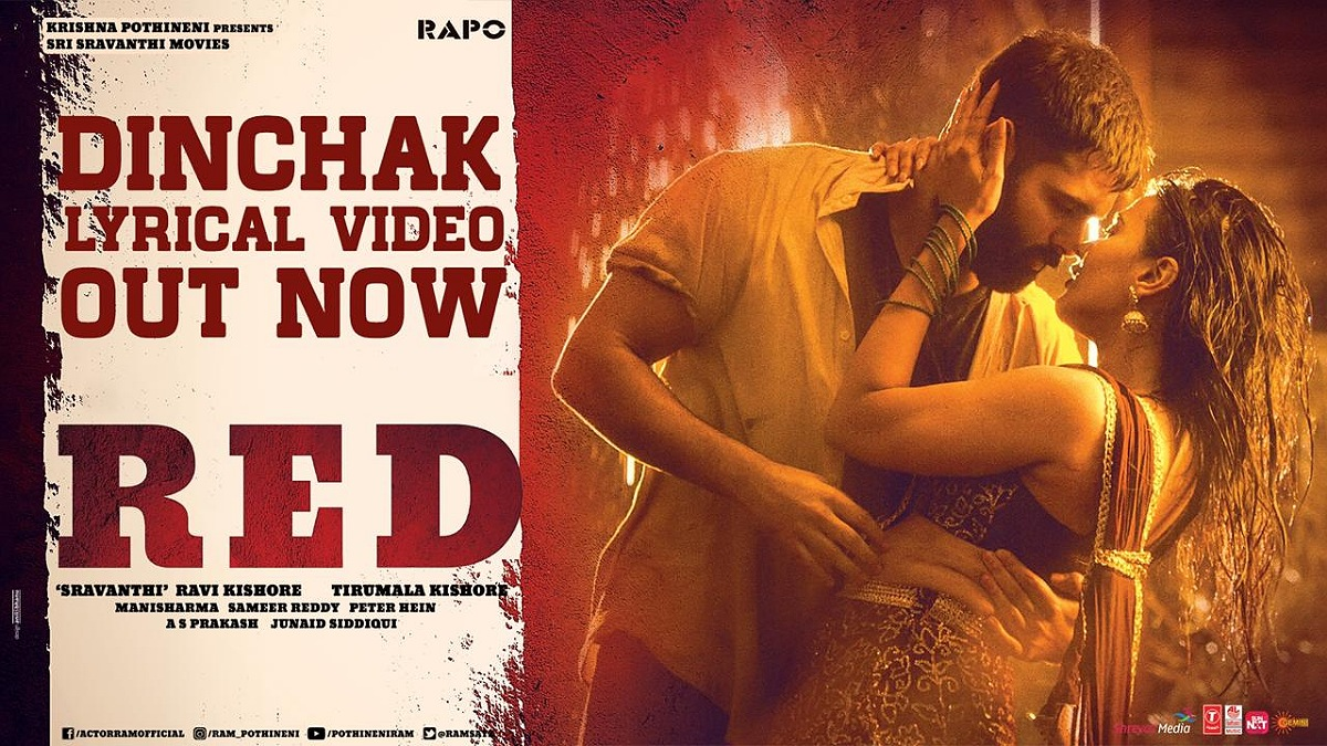 Dinchak Song from RED: Electrifying Mass Number