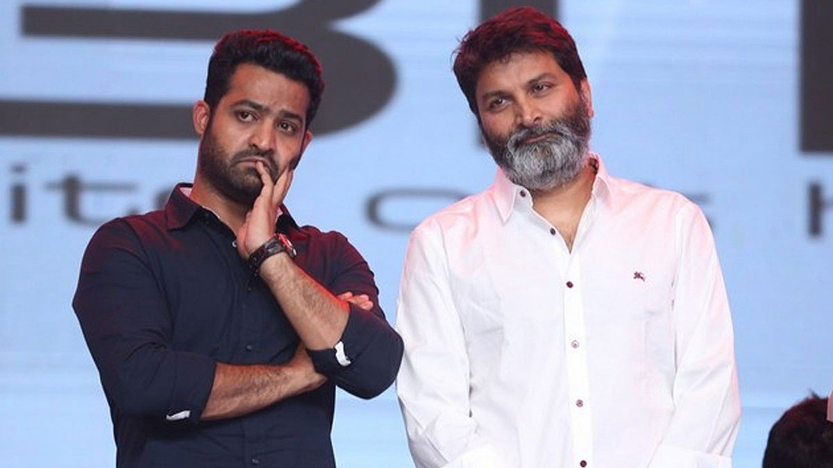 Shocking: NTR rejects two scripts of Trivikram