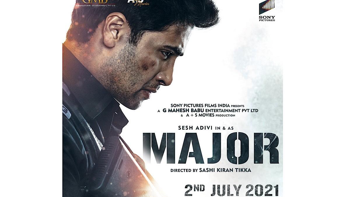 Adivi Sesh ' Major release date