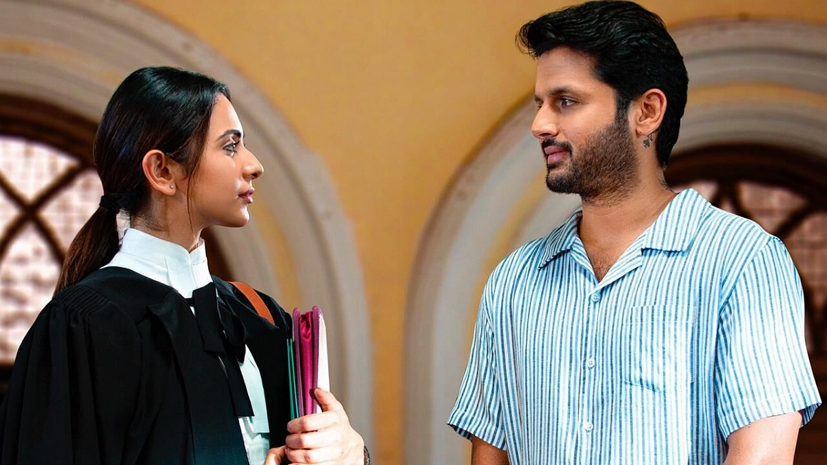 Nithiin's Check heading for a digital release