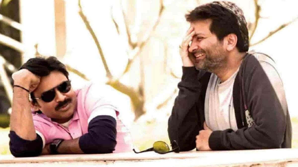 Trivikram to ghost-direct Pawan Kalyan's film?