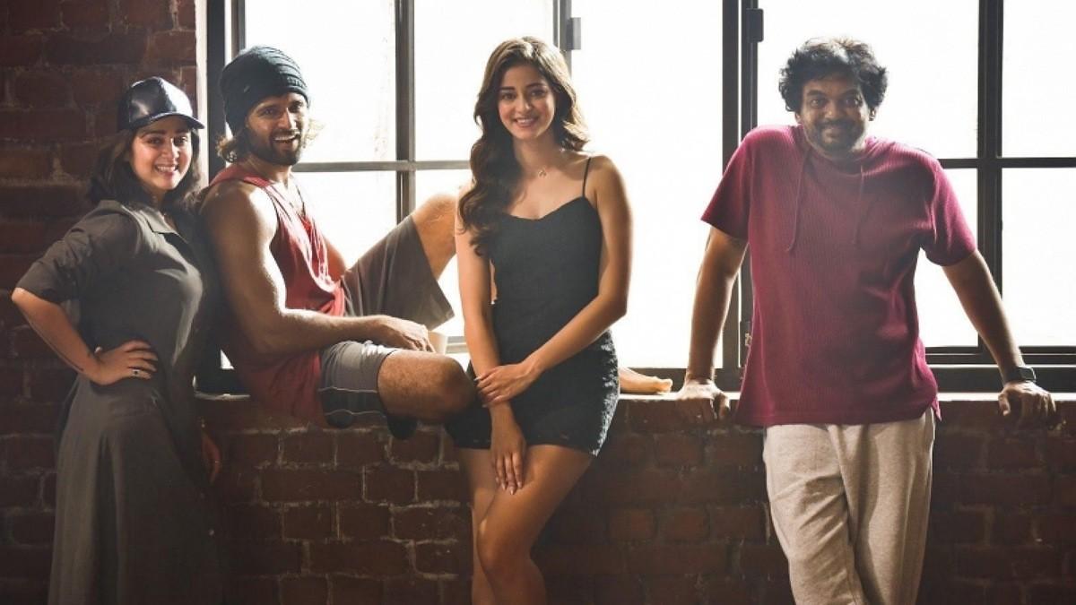 Vijay Devarakonda's next titled Liger
