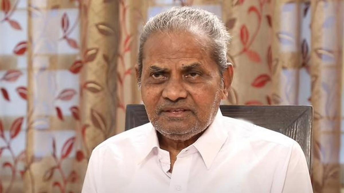 Veteran filmmaker Doraswamy Raju passed away