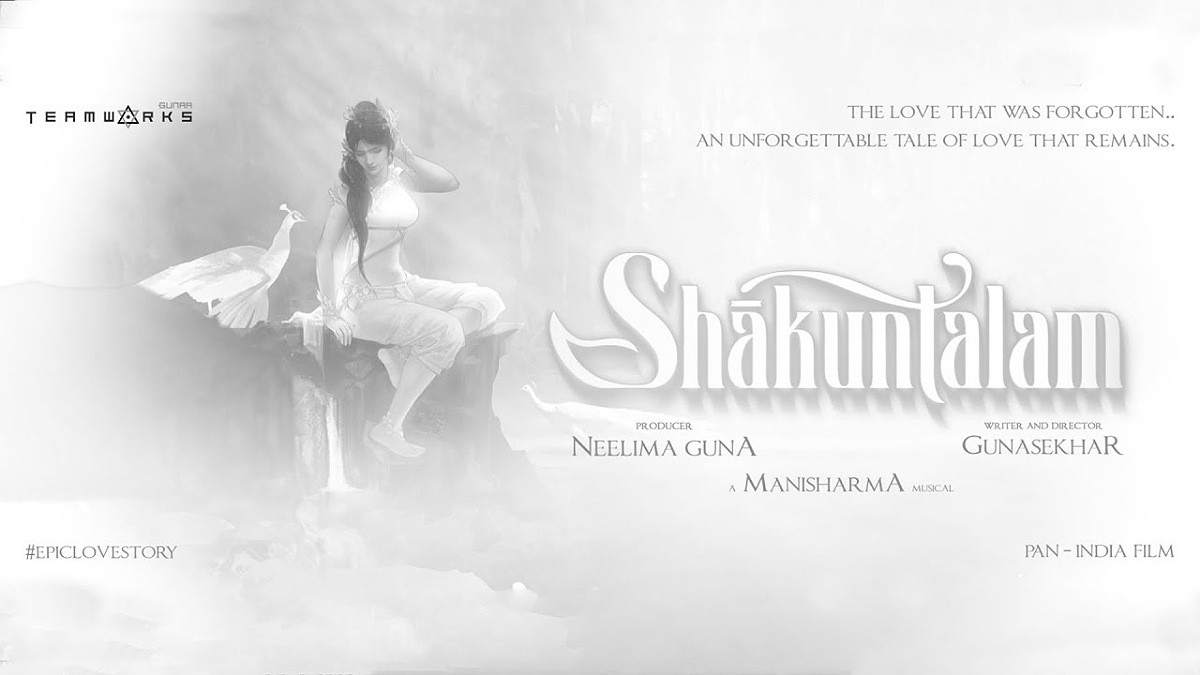 Massive budget for Samantha's Shakuntalam