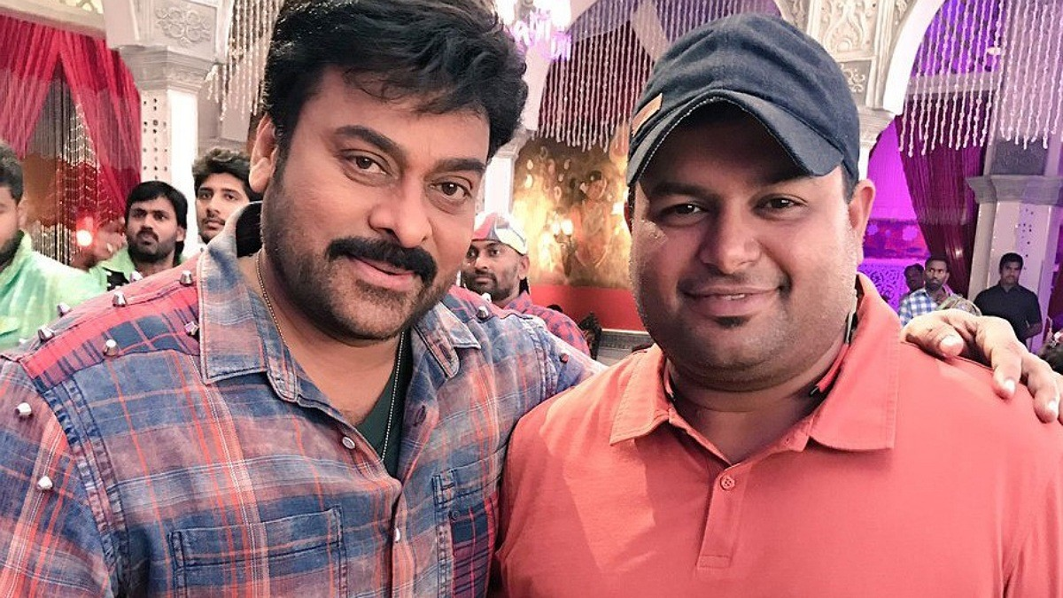 Thaman on board for Megastar's Next