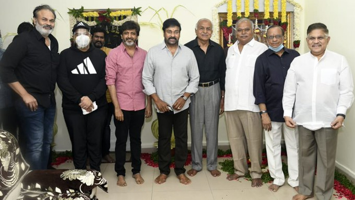 Megastar's Lucifer Remake Launched