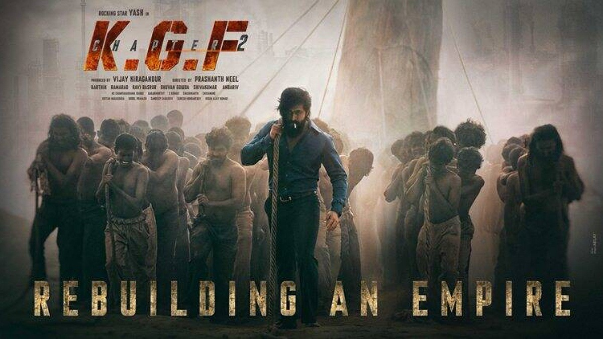 KGF: Chapter 2 Release Date