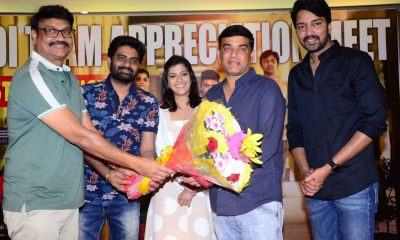 DilRaju acquires the remake rights of Naandhi