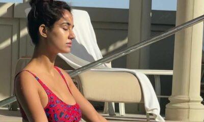 Gorgeous Disha Patani in a Bikini