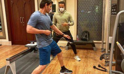 Mahesh Babu's fitness mantra