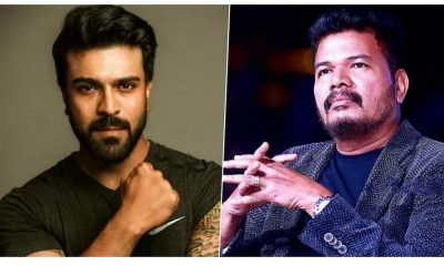 RamCharan and Shankar film
