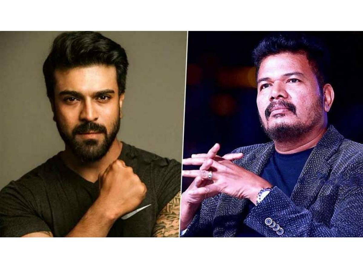 RamCharan and Shankar film