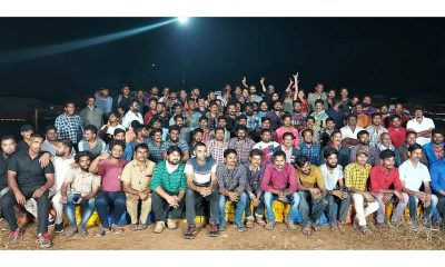 wrap for Sai Tej's Republic