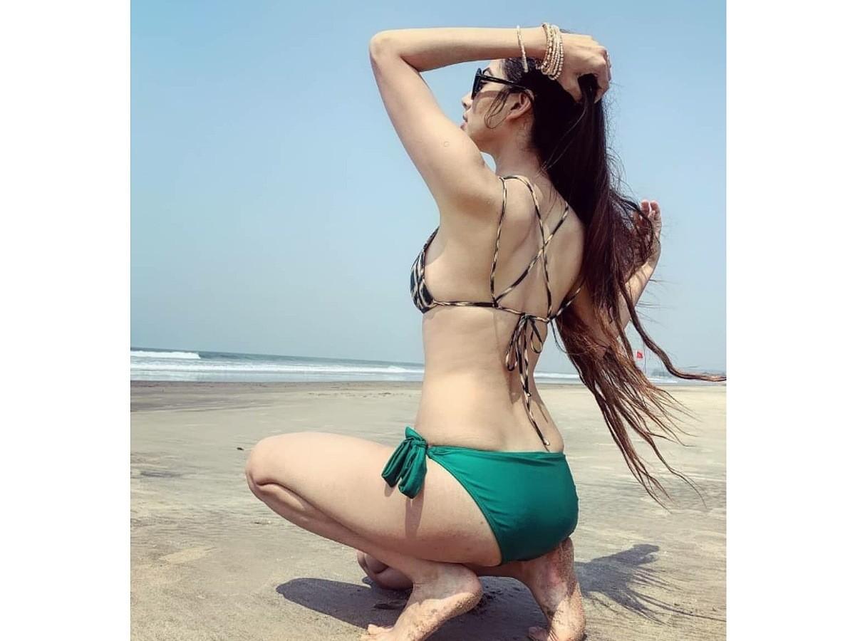 Hot Beauty Alankrita