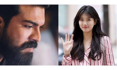 Korean beauty to romance RamCharan