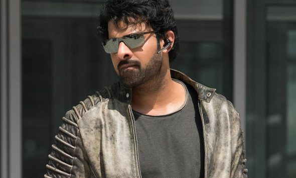 Prabhas With Sandeep Vanga