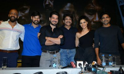 Wild Dog Movie Press Meet Stills
