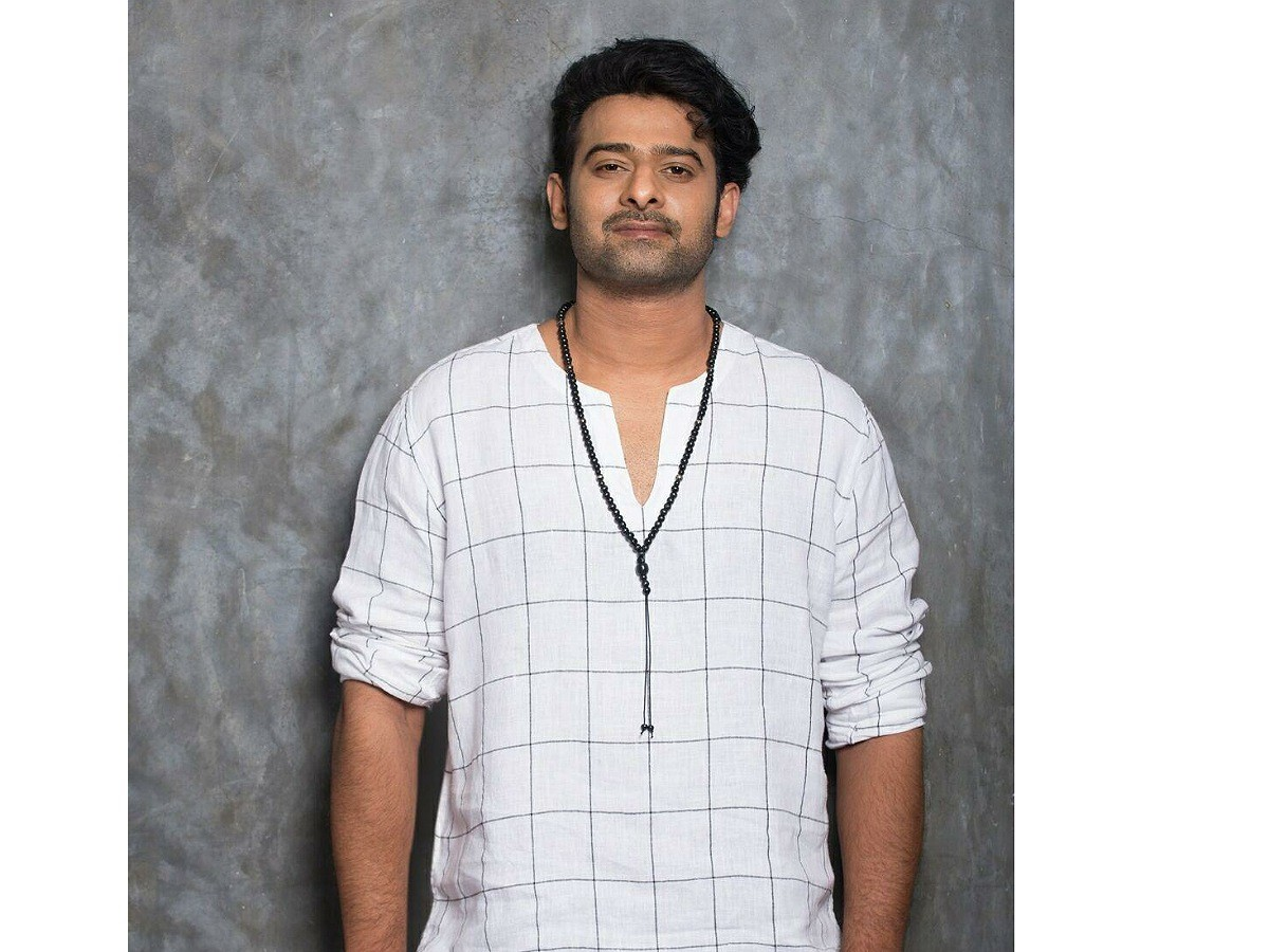 Prabhas moving to Mumbai?