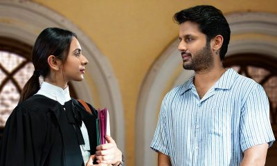 Nithiin Check Movie Collections