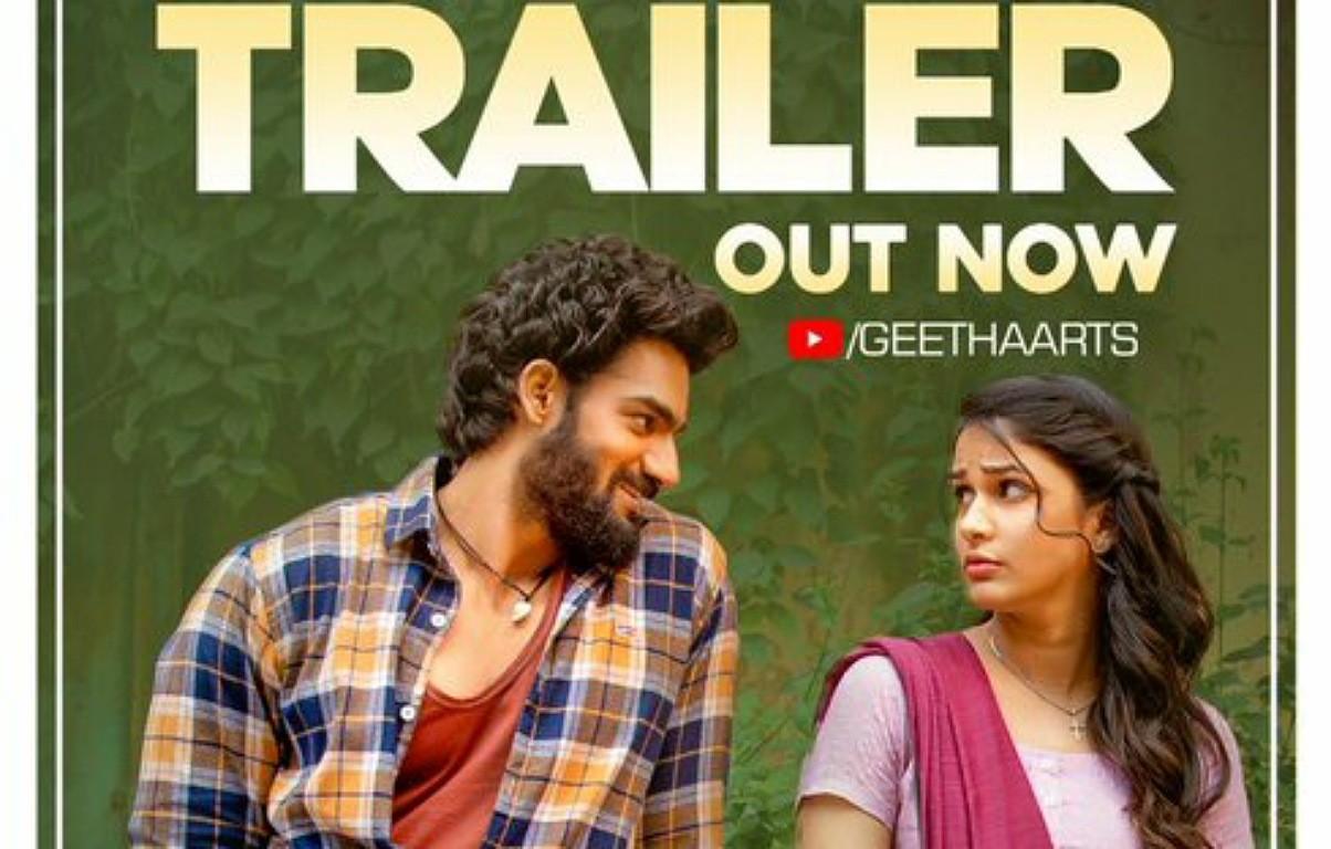 Chaavu Kaburu Challaga Trailer out