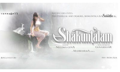 Shaakuntalam Movie Budget