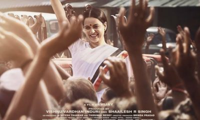 Kangana Ranaut Thalaivi Trailer