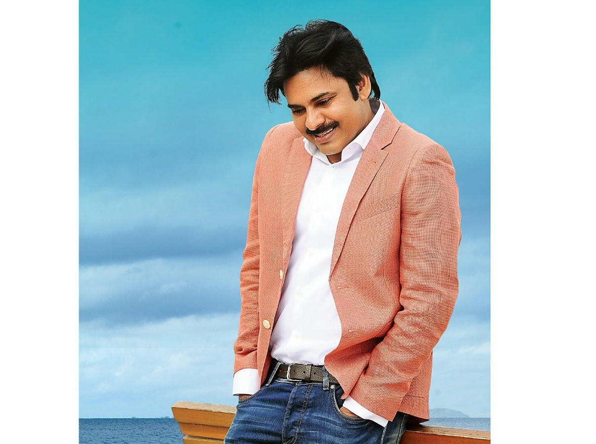 Pawan Kalyan and Harish Shankar