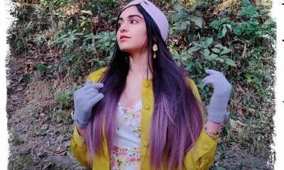 Adah Sharma Latest Images