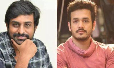 Ajay Bhupathi and AkhilAkkineni film