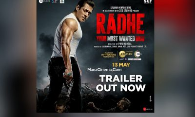 Salman Khan's Radhe Trailer