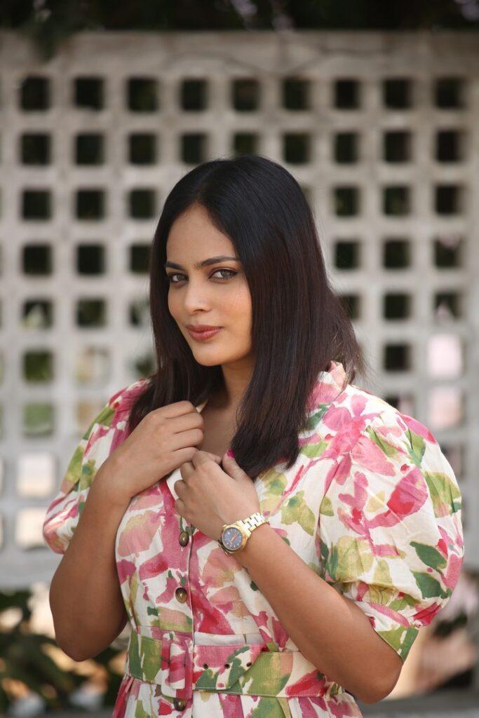 Nanditha Swetha 101