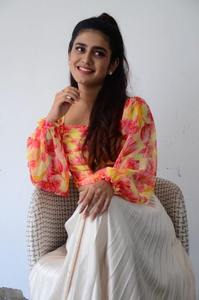 Priya Prakash Warrier 11