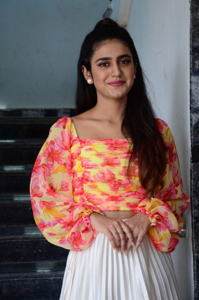 Priya Prakash Warrier 110