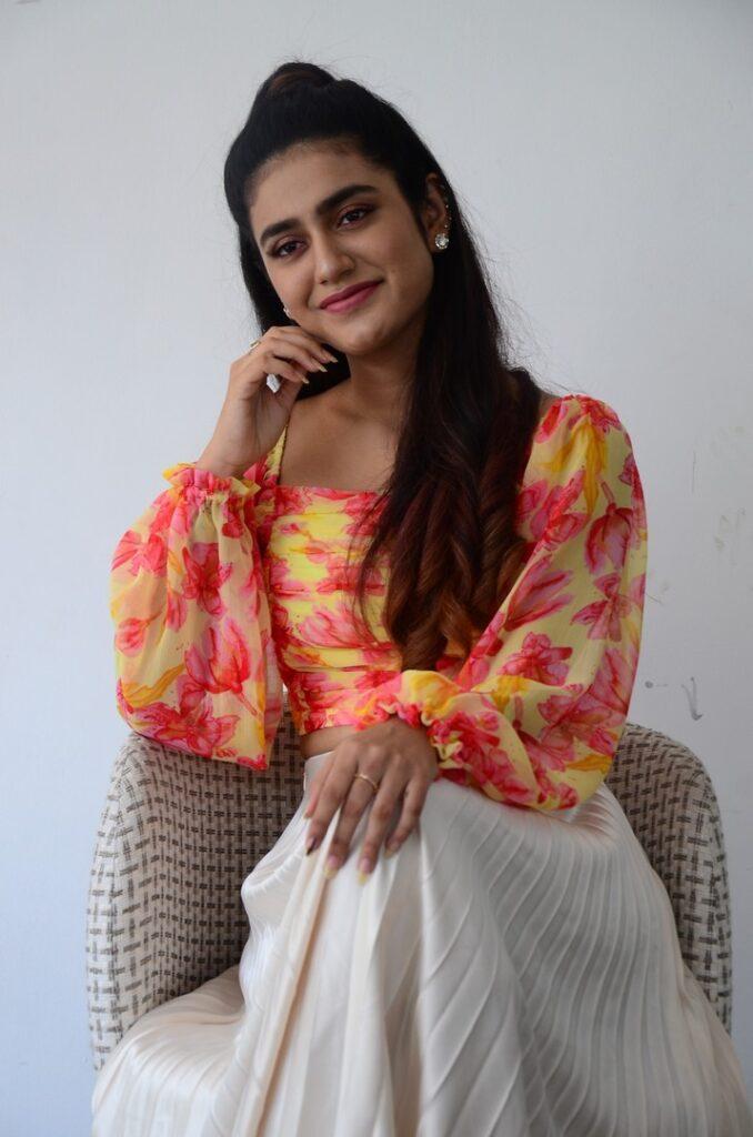 Priya Prakash Warrier 19
