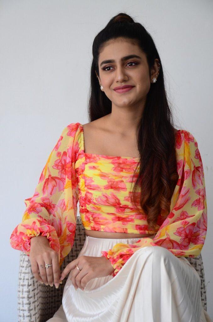 Priya Prakash Warrier 31