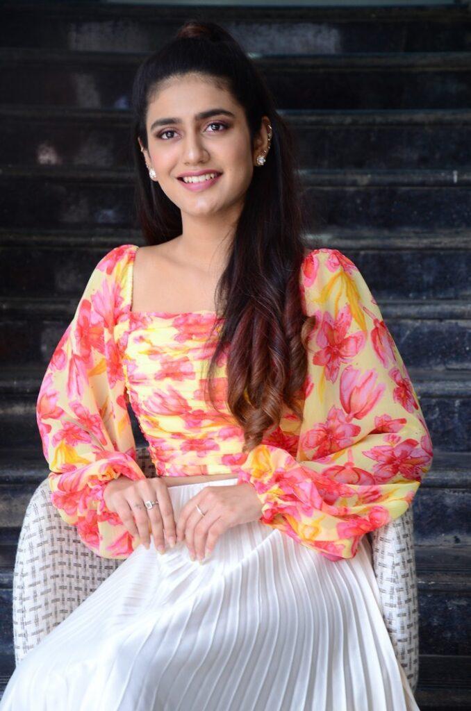 Priya Prakash Warrier 45