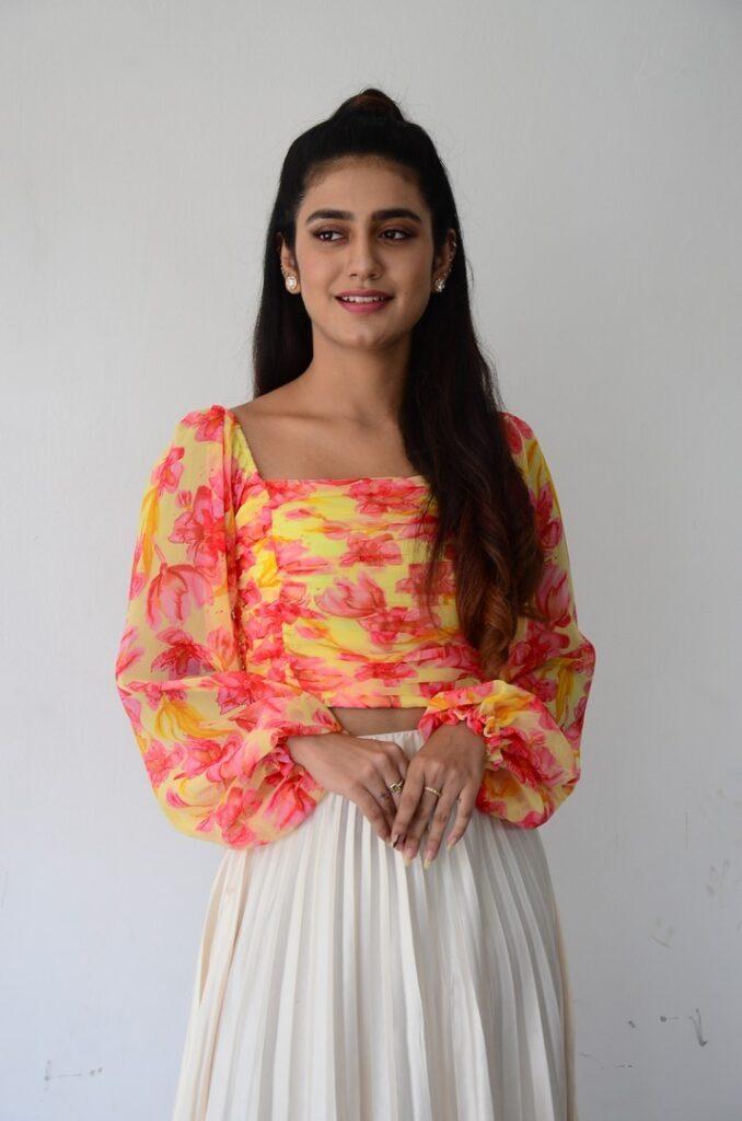 Priya Prakash Warrier 56