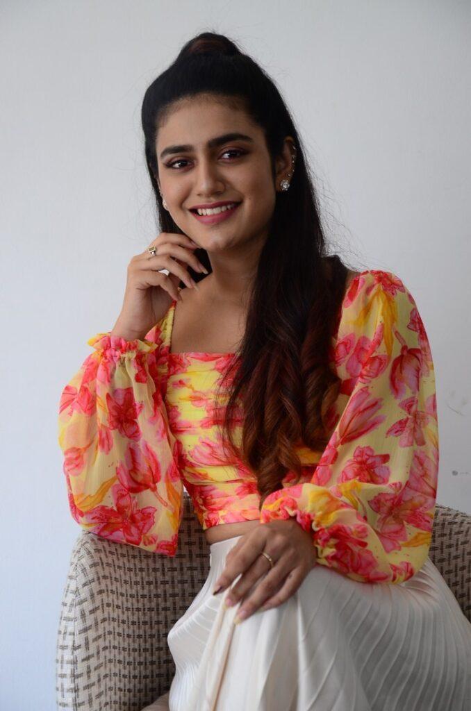 Priya Prakash Warrier 7