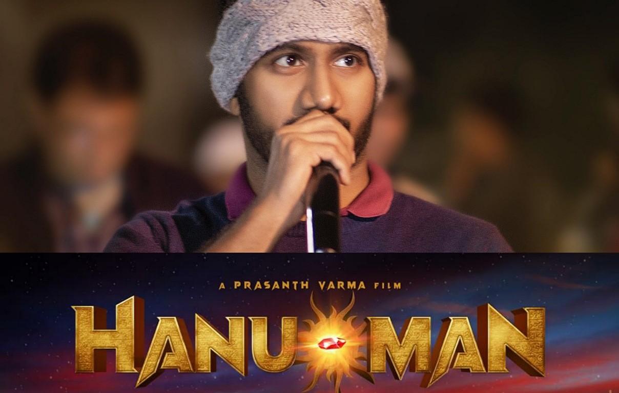 Prasanth Varna Hanuman movie