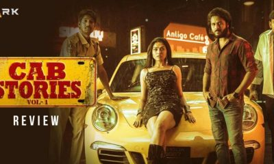 Cab Stories Review
