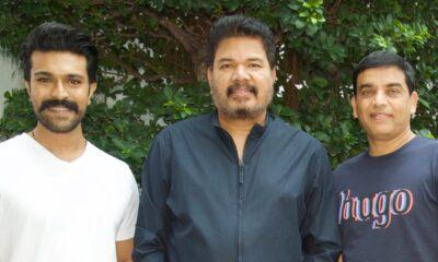RamCharan and Shankar film Budget