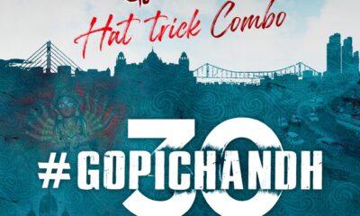 Gopichand and Sriwass
