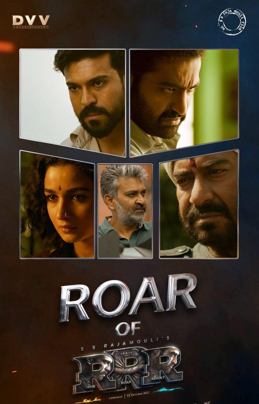 Roar of RRR