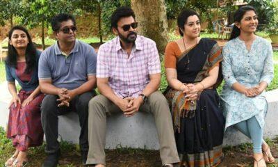 Venkatesh about Drishyam 2 release