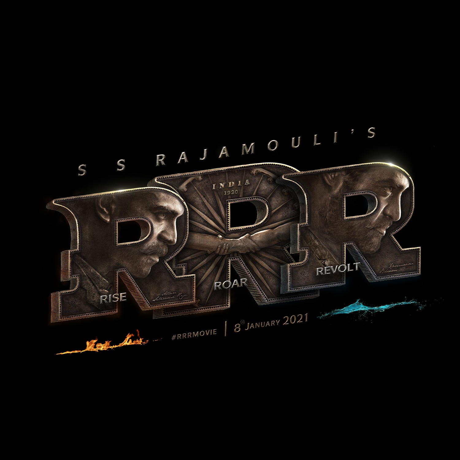 RRR to release a Documentary