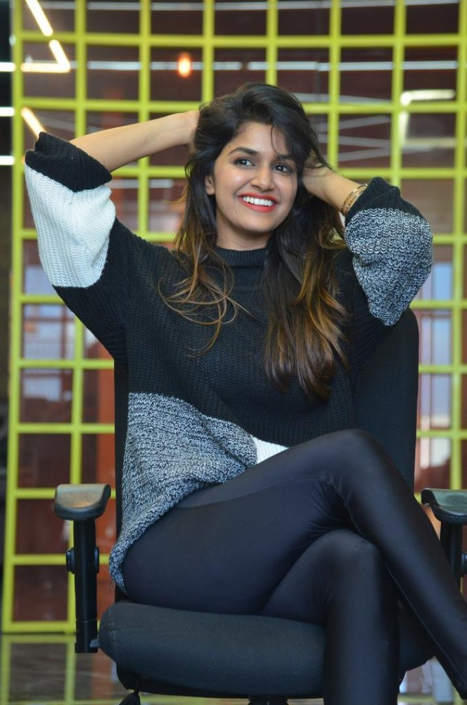Sanjana Anand 22