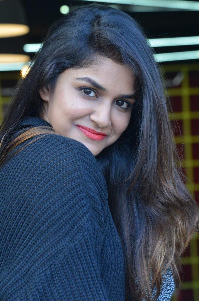 Sanjana Anand 4